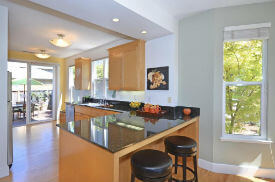 Cypress Park home kitchen