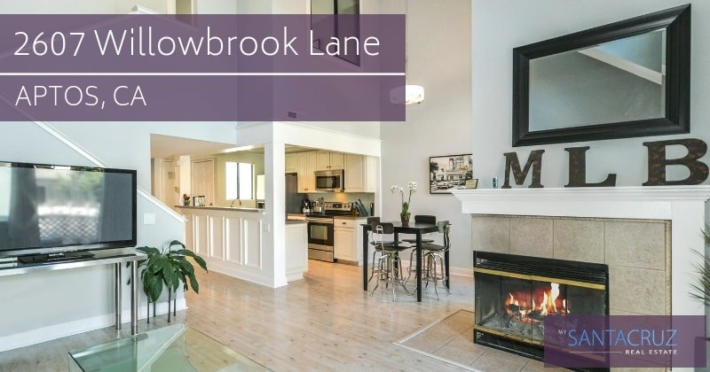 2607 Willowbrook Lane, Aptos CA