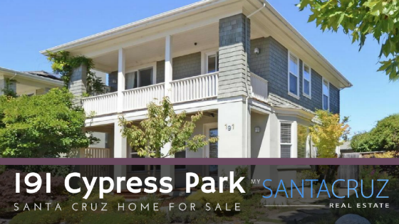 West Santa Cruz home for sale