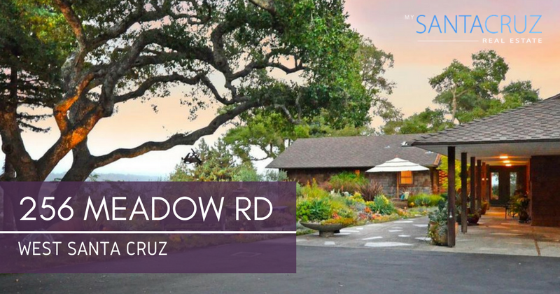 256 Meadow Road home for sale in West Santa Cruz