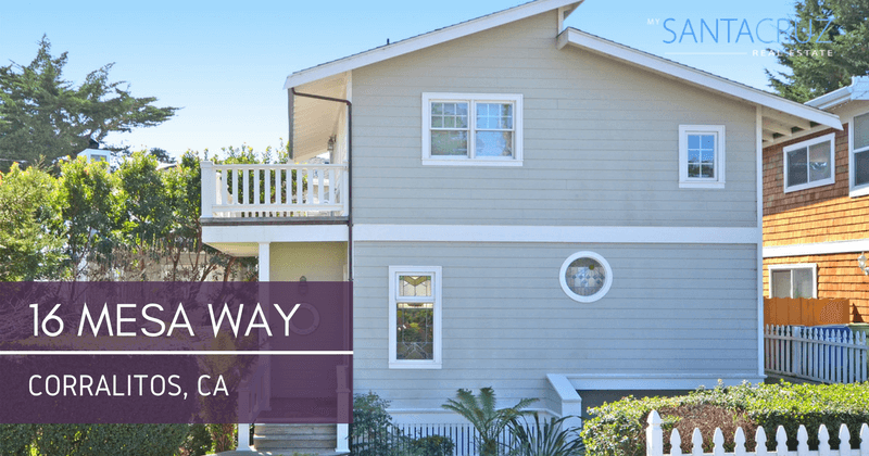 16 mesa way home for sale in la selva beach