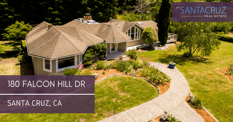 180 Falcon Hill, Santa Cruz