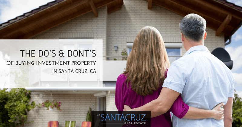 investing in santa cruz real estate tips