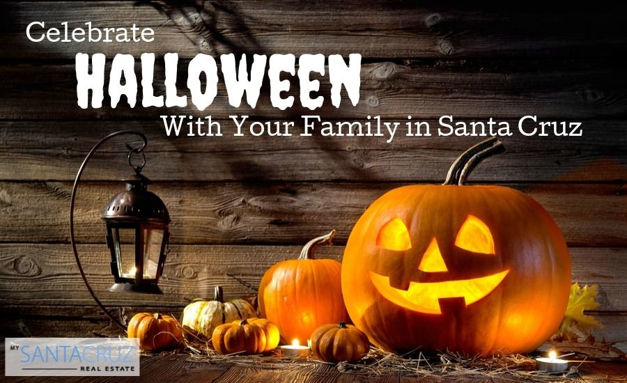 Celebrating Halloween with your family in Santa Cruz