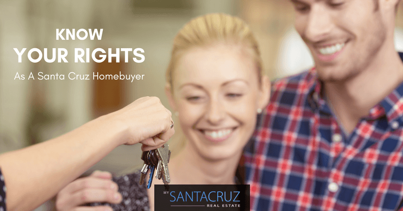know your rights when buying santa cruz real estate