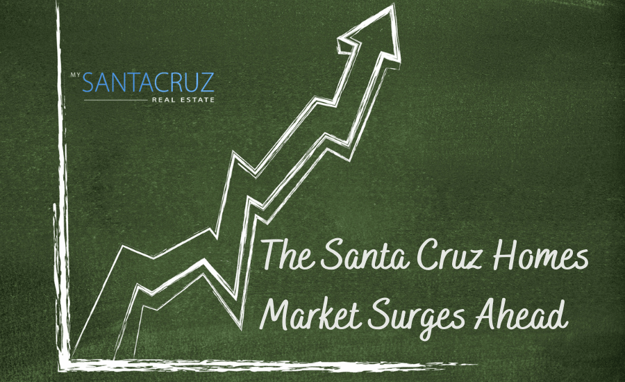The Santa Cruz Homes Market Surgest Forward: Expected to Continue into 2021