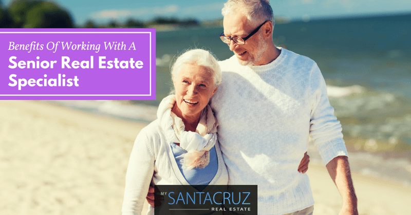Benefits of working with a Senior Real Estate Specialist