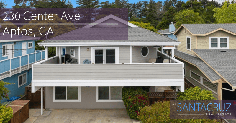 230 center avenue in aptos, california