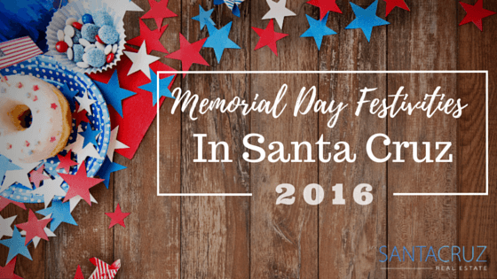 Memorial Day events in Santa Cruz