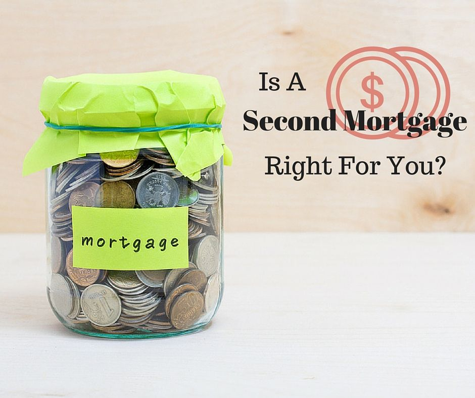 What are second mortgages