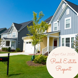 Santa Cruz real estate market report, sept & oct 2015