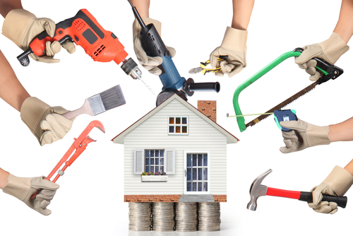 Home renovations for selling