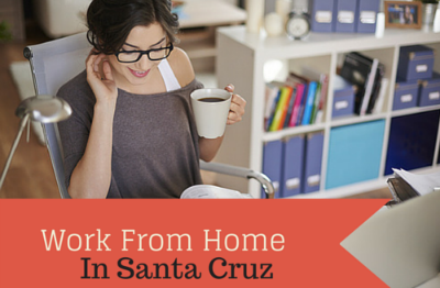 Find the perfect home office when looking at homes for sale in Santa Cruz